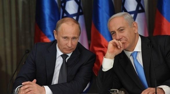 الكرملين: نتانياهو أبلغ بوتين بتفاصيل العملية الإسرائيلية على الحدود اللبنانية