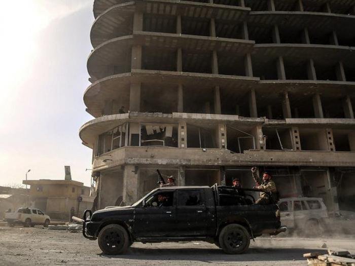 Syrie:   huit morts dans l