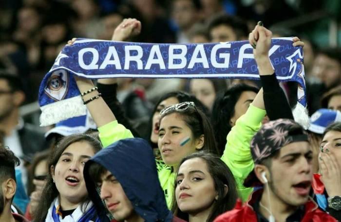 """""""Qarabağ"""" kubok oyununda qalib gəldi"""