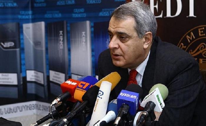 """""""Bu, Ermənistan tarixinin ən biabırçı seçkisidir"""" - Şahnazaryan"""