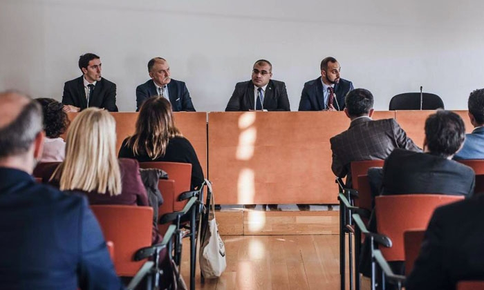 Una organización de Azerbaiyán contempla fomentar la cooperación con el centro de Andalucía