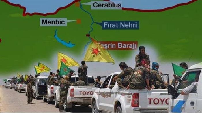 YPG geri çəkildi - Menbiçə nəzarət Əsədə qayıdır