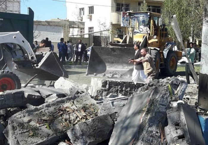 Suicide car bomber kills at least three in southeastern Iran: governor