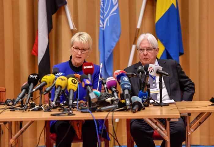 Swedish urges Yemeni parties to engage in constructive talks