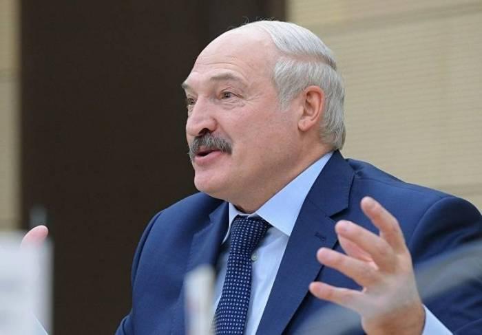 """""""Paşinyana dedim ki, heç vaxt səni dəstəkləmərəm"""" - Lukaşenko"""