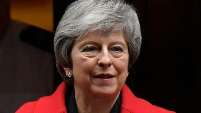 Brexit : Theresa May accusée d