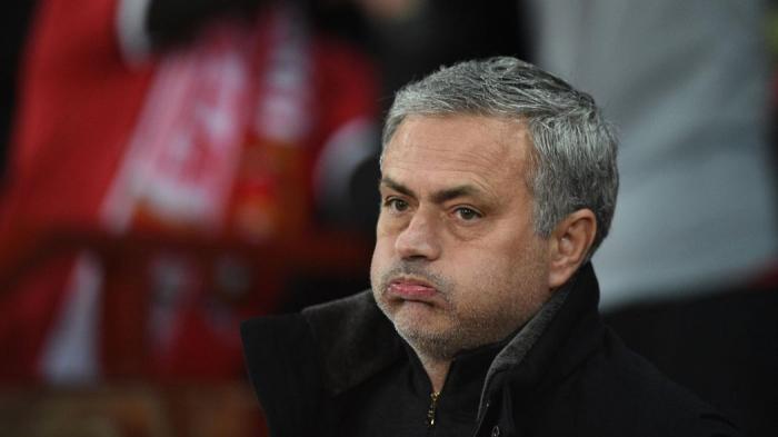 Mourinyo istefaya göndərildi
