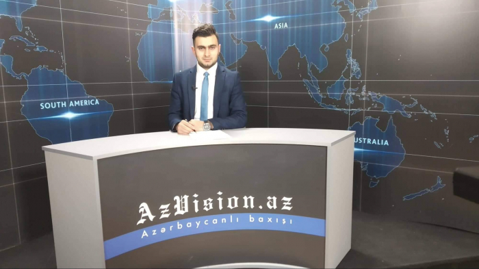 AzVision TV releases new edition of news in German for December 3-VIDEO