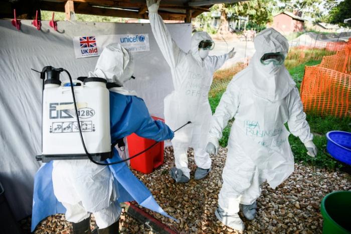 Alerte Ebola à la frontière entre l