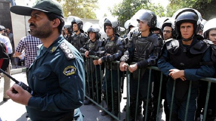 İranda terrora görə dörd nəfər həbs edilib