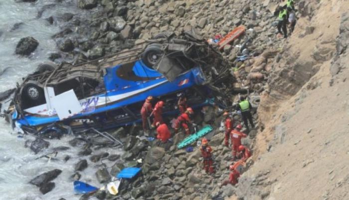 Hindistanda avtobus dərəyə aşıb - 11 ölü