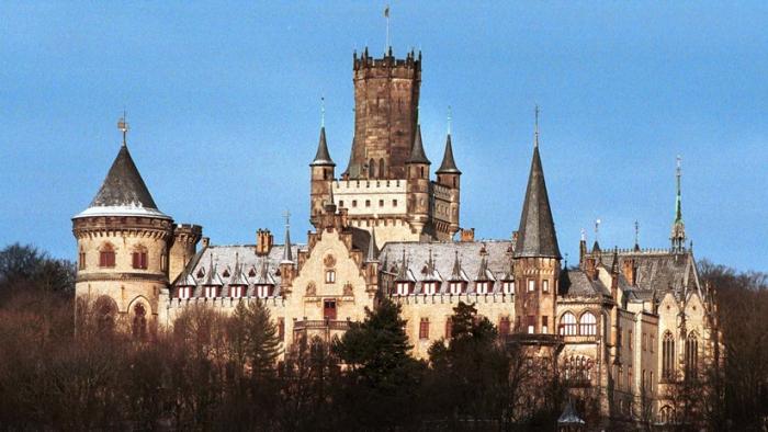 Príncipe alemán vende un castillo por un euro