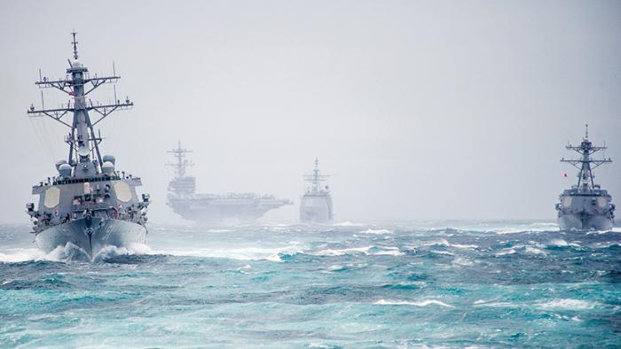 La razón por la que la Armada de EEUU podría perder una guerra contra Rusia o China