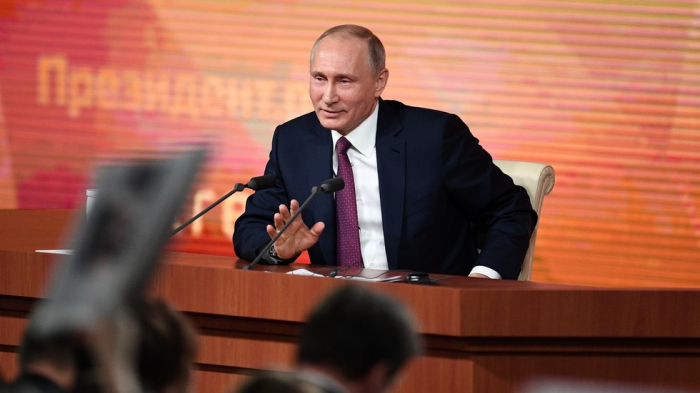 Putin holds his 14th annual Q&A marathon -  LIVE