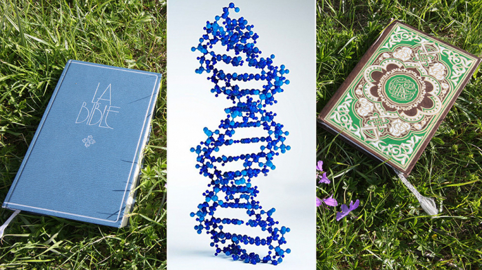 Biohacker INJECTS himself with Bible & Koran DNA in bizarre experiment