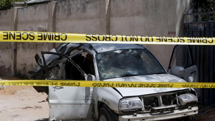 Al menos seis muertos en dos explosiones en la capital de Somalia