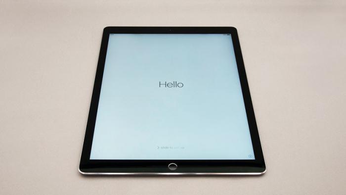 Apple admite que algunos iPad Pro 2018 tienen un defecto visible