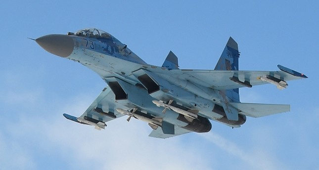 Pilot killed after Ukrainian Su-27 fighter jet crashes on landing