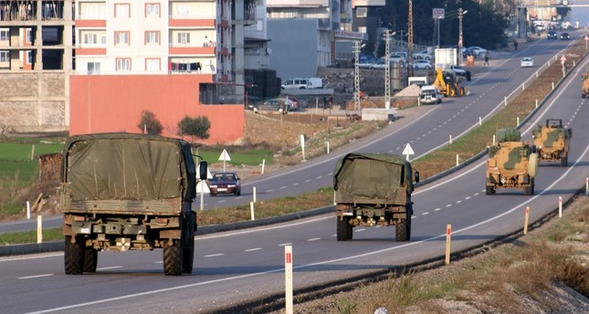 Turkey determined to cross east of Euphrates as soon as possible, says foreign ministry