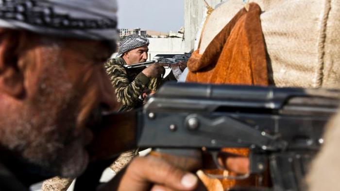 Kürdlərdən Ankaraya ultimatum - Silahları geri verməyəcəyik!