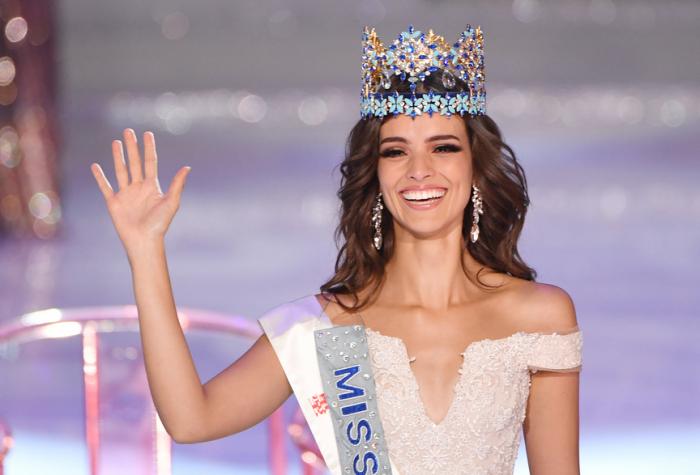 Miss Mexique Vanessa Ponce de Leon sacrée Miss Monde 2018