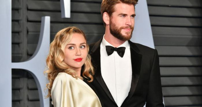 Miley Cyrus et Liam Hemsworth sont bien mariés