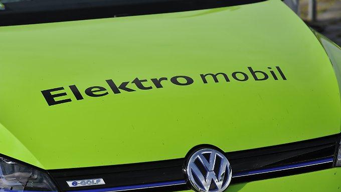 VW läutet Ende des Verbrenners ein