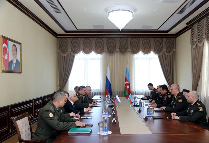 """""""Azərbaycan vacib strateji tərəfdaşdır"""" - Rusiyanın ordu generalı"""