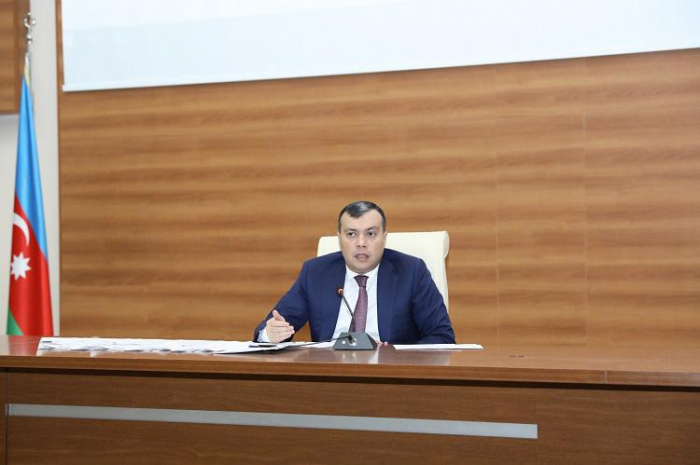 """Süründürməçilik halları aradan qaldırılır"" - Sahil Babayev"