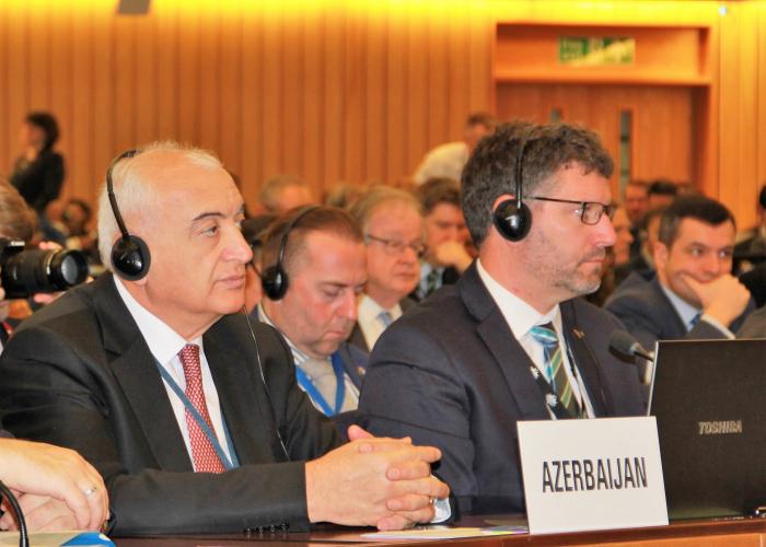 Azərbaycan BDT-nin sessiyasında təmsil olunur