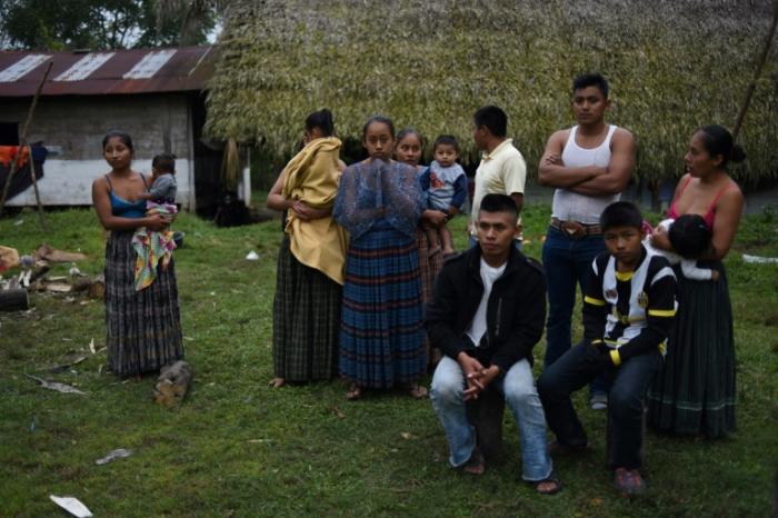 Guatemala: deuil et résignation dans la famille d