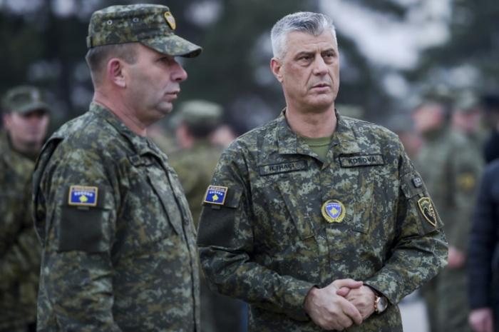 Le Kosovo se dote d