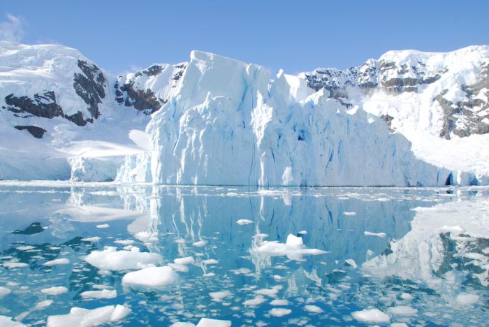 La fonte des glaces antarctiques en 100 ans vue par la Nasa -   VIDEO