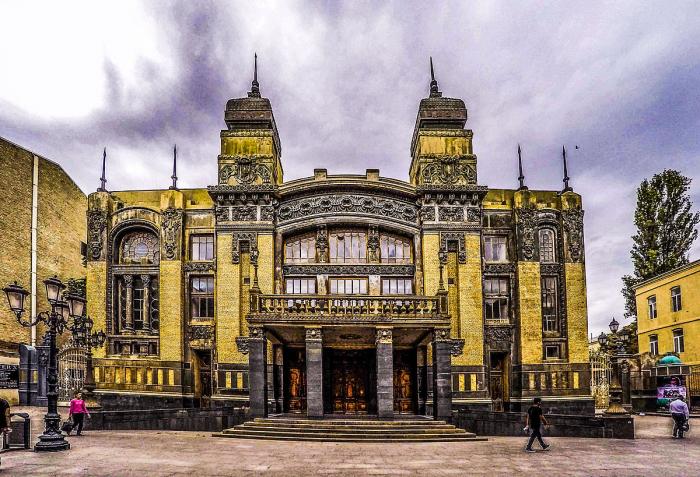 Opera və Balet Teatrı yeni premyerasına hazırlaşır