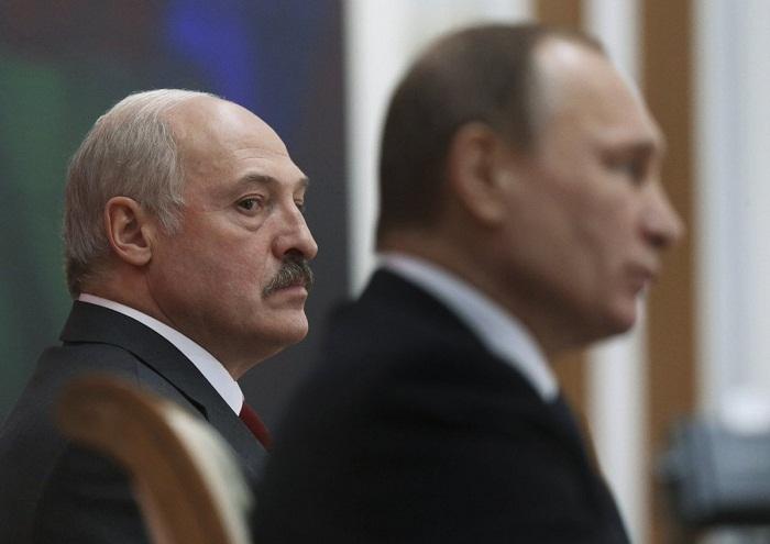 Lukaşenko Putindən üzr istədi - VİDEO