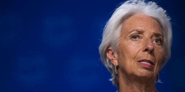 De plus en plus de Britanniques regrettent le Brexit, selon Christine Lagarde
