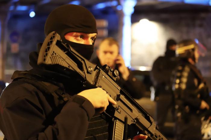 France:  l'auteur de la fusillade de Strasbourg a été abattu