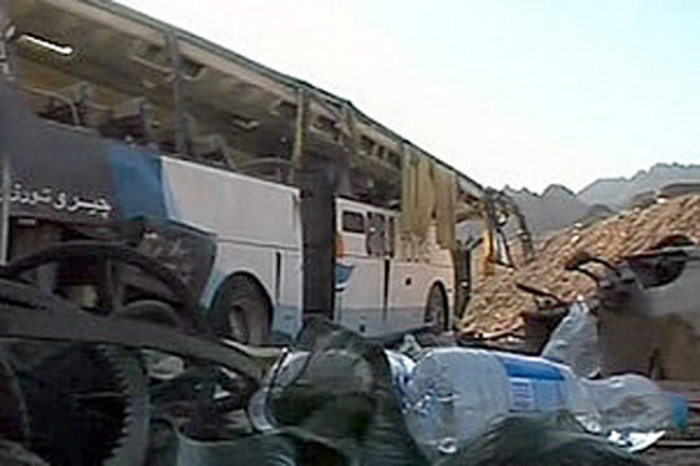 Tourist bus blast near Pyramids in Cairo leaves casualties – Egyptian Ministry