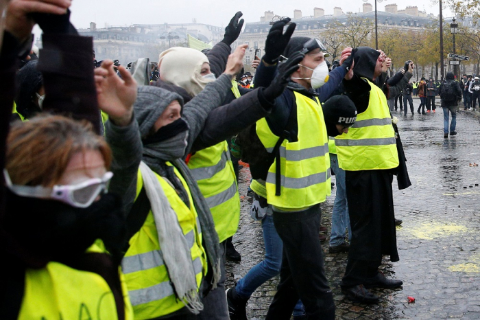 France prepares for fifth wave of Yellow Vest protests