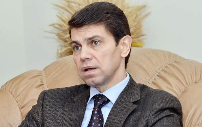Poroshenko dismisses ambassador of Ukraine to Azerbaijan