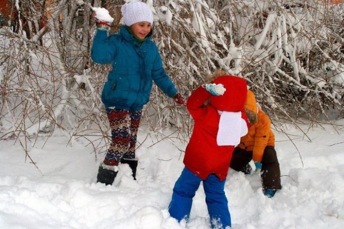 Les batailles de boules de neige étaient interdites depuis 1920, cet enfant fait changer la loi