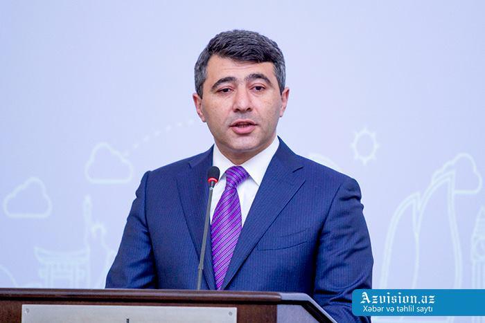 """""""Ölkədə kənd təsərrüfatı sürətlə inkişaf edir"""" - Nazir"""