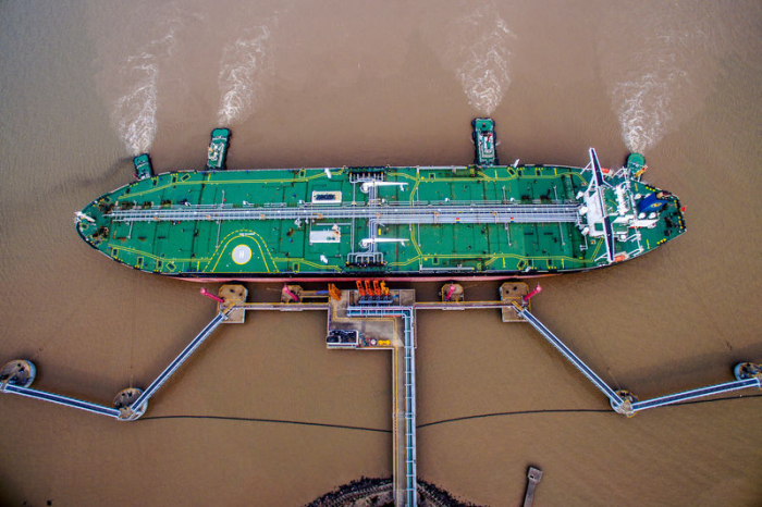 Çin ABŞ-dan neft idxalını bərpa edir