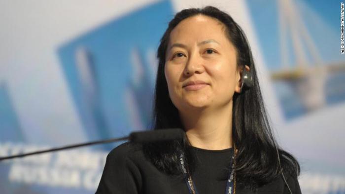 Huawei: la directrice financière invoque des problèmes de santé pour demander sa libération