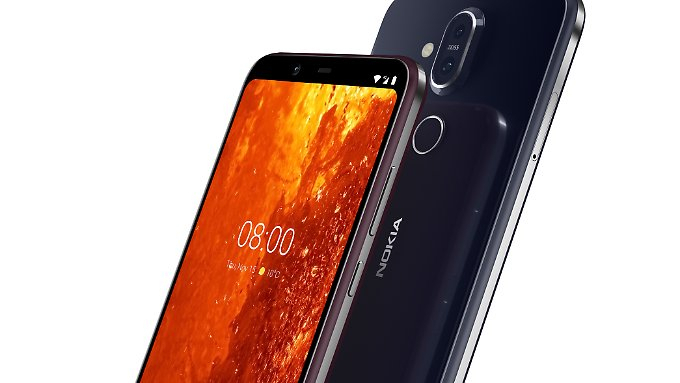 Nokia 8.1 soll ein Mittelklasse-Star werden