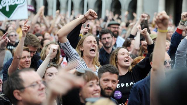 Le Parlement irlandais adopte la légalisation de l'avortement