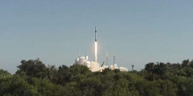 SpaceX décolle avec un puissant satellite GPS pour l