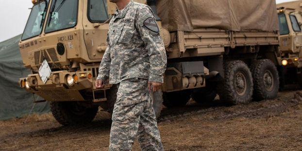 Un soldat américain condamné à 25 ans de prison pour collusion avec le groupe EI
