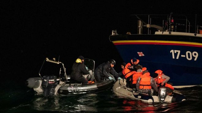 Channel migrants: Home secretary declares major incident