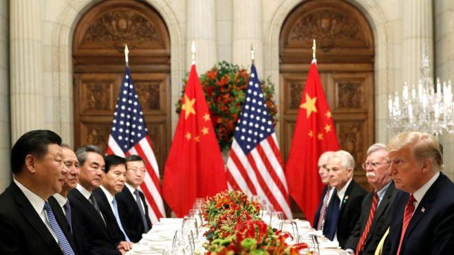 Çin ABŞ məhsullarına tarifləri ləğv edir